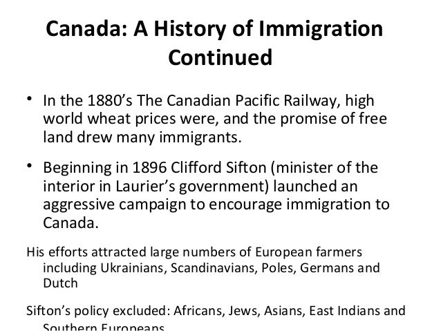 history of immigration Immigration history: the 1970s to the present the 1970s through 1990s: immigration issues, review, and revision the patterns of immigration and the policy considerations relating to it in the 1970s resembled in some respects those of the 1950s after the enactment of the immigration and nationality act.
