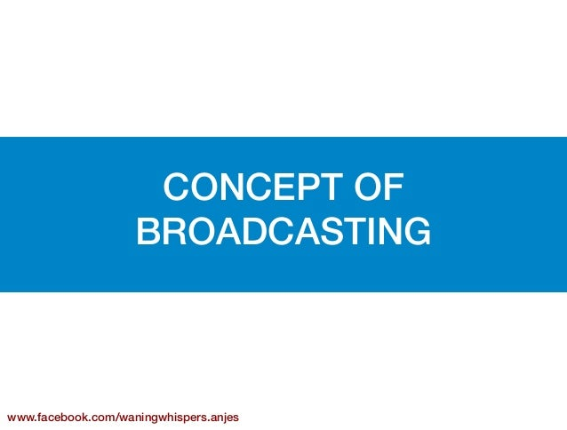 History of indian broadcasting Slide 2