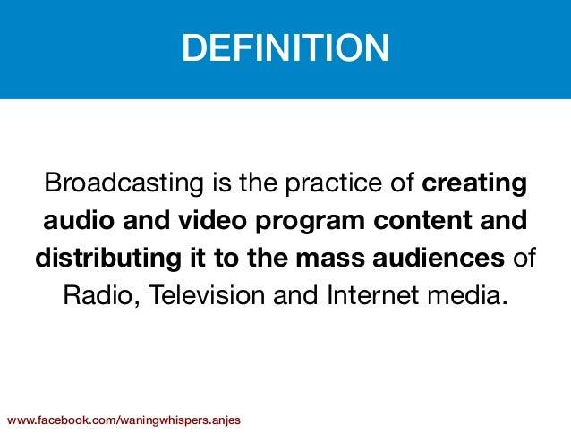 History of indian broadcasting Slide 3