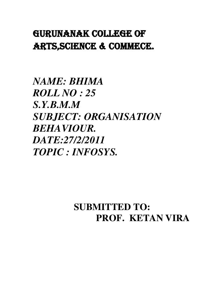 GURUNANAK COLLEGE OF ARTS,SCIENCE & COMMECE.<br />NAME: BHIMA<br />ROLL NO : 25<br />S.Y.B.M.M<br />SUBJECT: ORGANISATION ...
