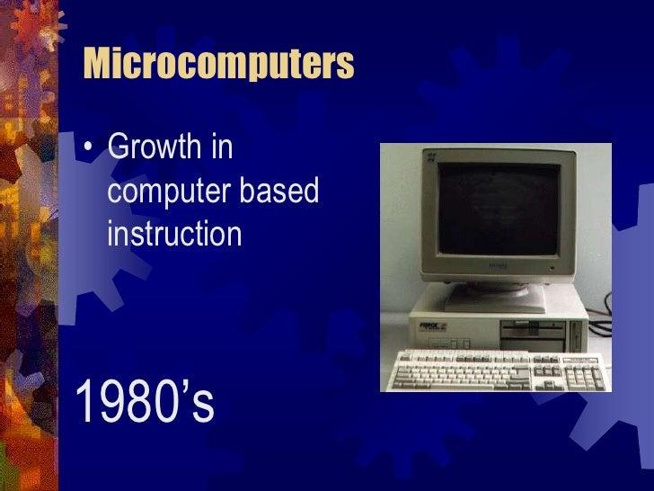 history of instructional design