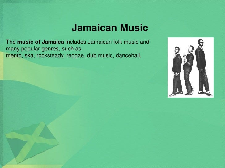the impact of jamaican music to the world Reggae: jamaica's gift to the world june 2016 by catherine jewell to showcase kingston as the home of jamaican music to highlight the impact of jamaica.