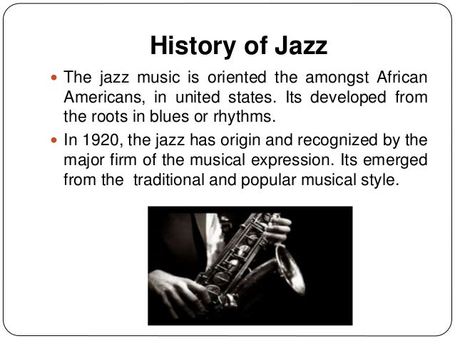5 Ways Jazz Influenced Our World