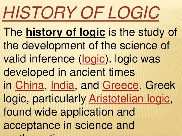 father logic aristotilian logic