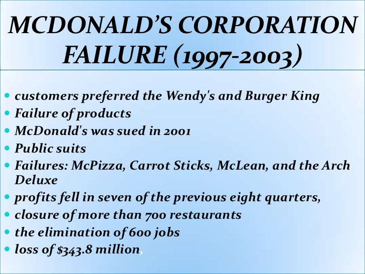 mcdonalds company facts Mcdonald's corporation  therefore, it is recommended to visit the company's website for up to date information learn more about the ownership summary page.