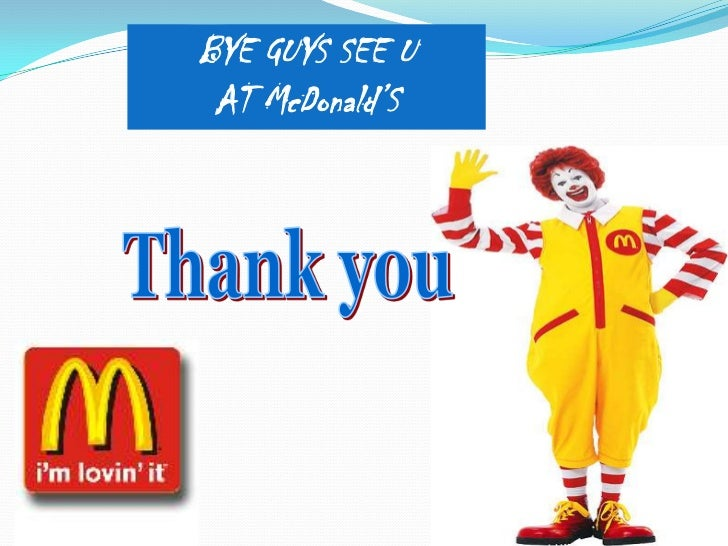 the history of establishing the mcdonalds company Company background mcdonald's  history and trends and to use this information to pre-  mcdonald's environmental strategy.