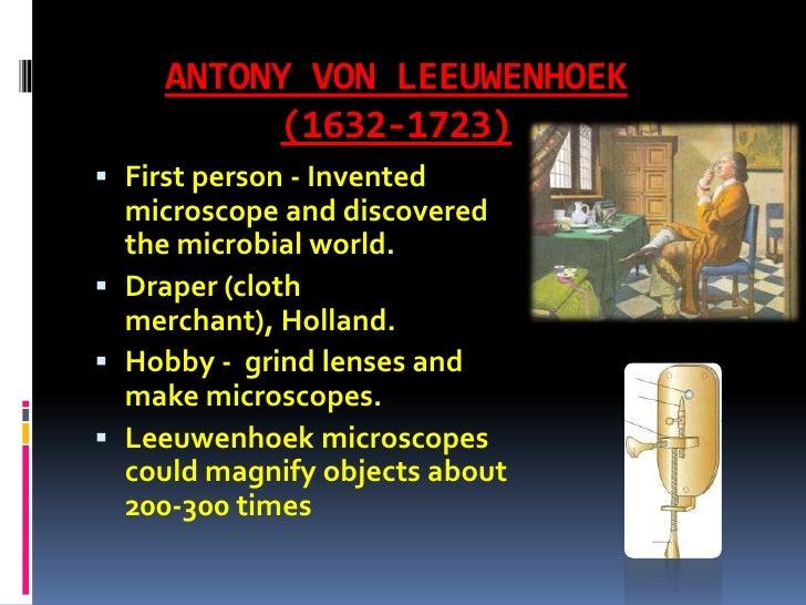History of microbiology Slide 2