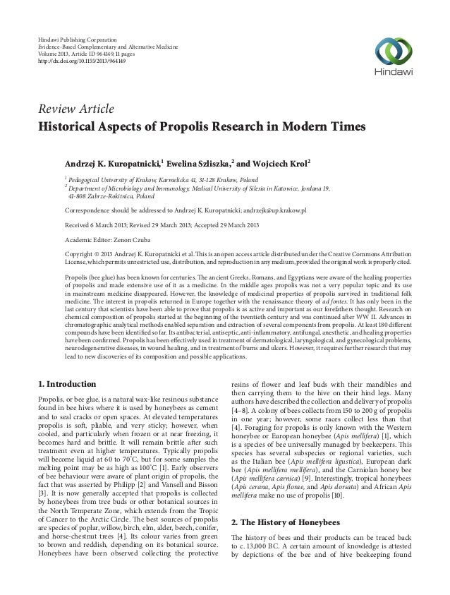 Hindawi Publishing CorporationEvidence-Based Complementary and Alternative MedicineVolume 2013, Article ID 964149, 11 page...