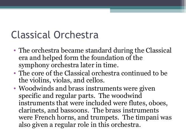Baroque vs. Classical vs. Romantic Music