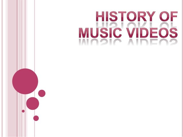 • A music video or song video is a short film integrating a song and imagery,produced for promotional or artistic purposes...