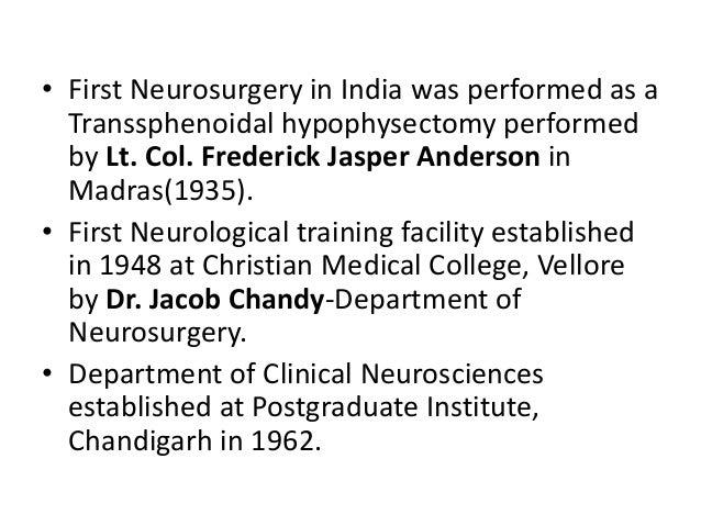 History Of Neurology
