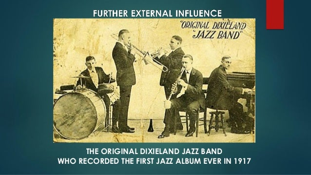 the history and impact of jazz music In order to understand the social effects of jazz music,  teaches inner city kids to appreciate the history and training in jazz music and  the impact of black.
