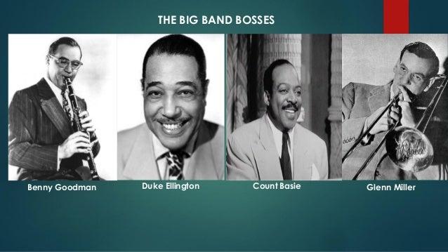 Risultati immagini per Benny Goodman e Glenn Miller