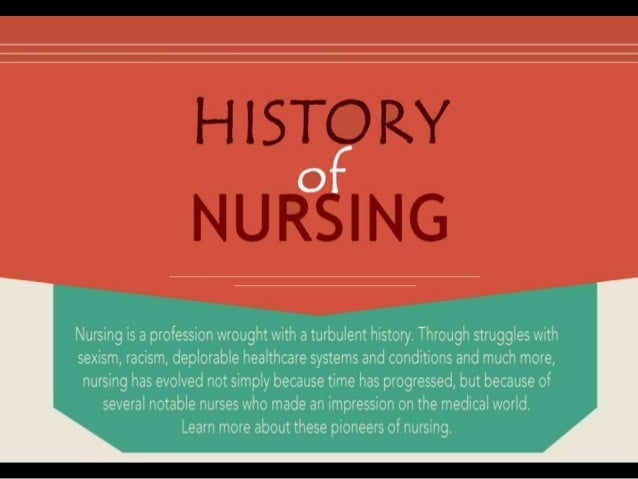 historical timeline of nursing theorists Nursing timeline team a nursing research history nine events in nursing history which influenced nursing theories: the base for professional nursing.