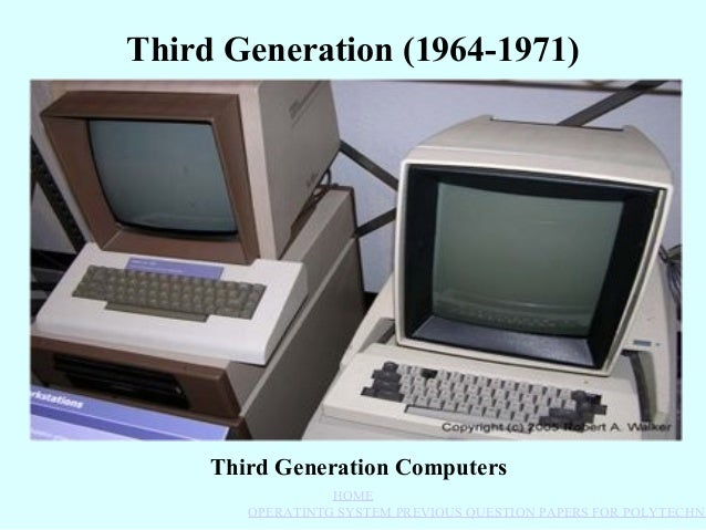 """a history of the operating system of a computer When analyzing the recent history of operating systems, a pattern  microsoft's  mantra of """"a computer on every desk and in every home"""" was."""