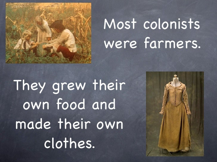 an analysis of the colonists living in the united states and the freedom from the england Parliament's largely hands-off policy towards america later became known as   of american colonists to trade with any country, or colony, other than england.