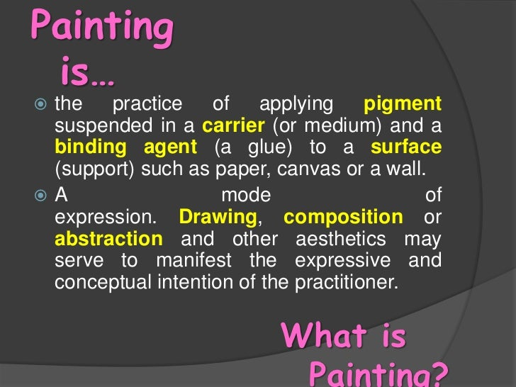 the binding agent in encaustic painting is
