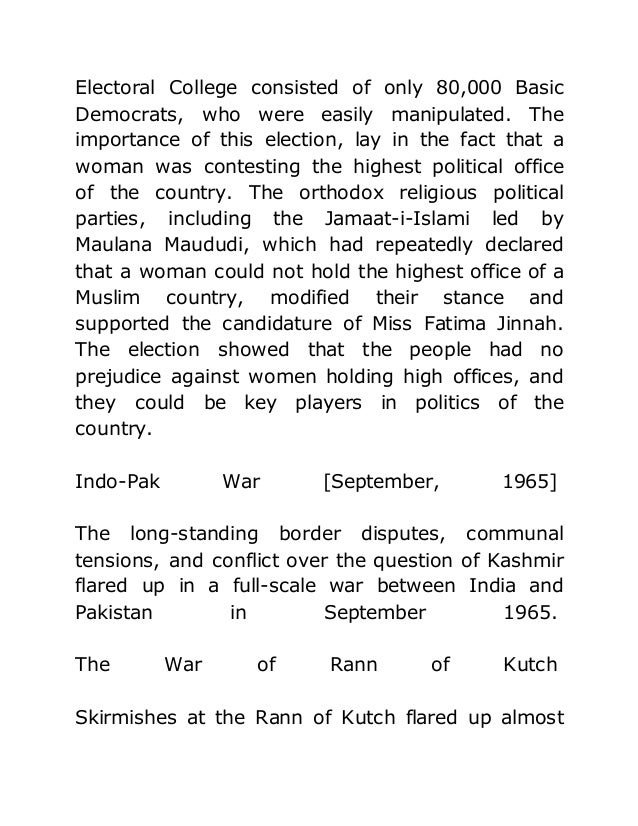 basic democracy system of ayub khan pdf