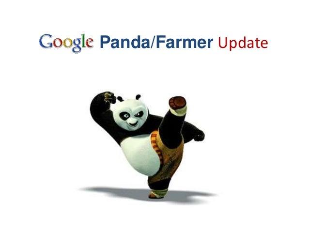 Panda/Farmer Update