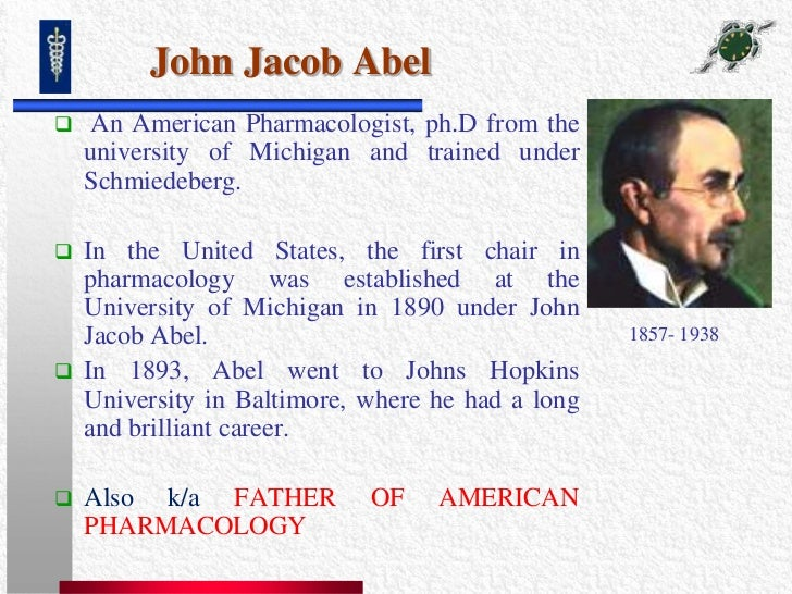 History Of Pharmacology & Contributions Of Various Scientists In Phar…