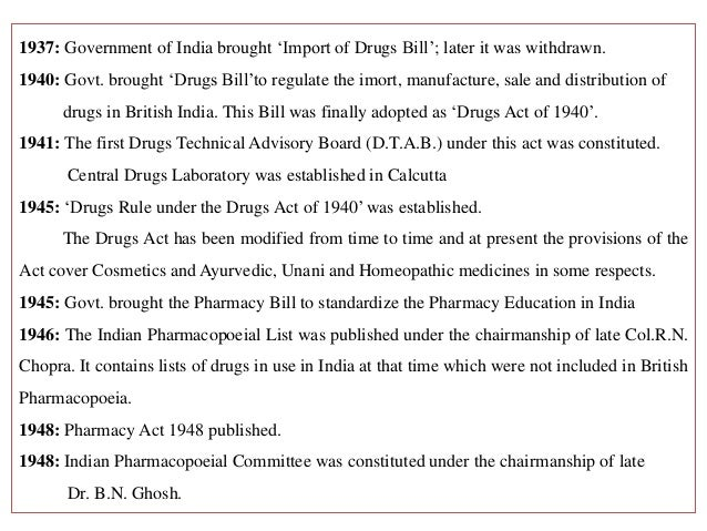 History of pharmacy ppt