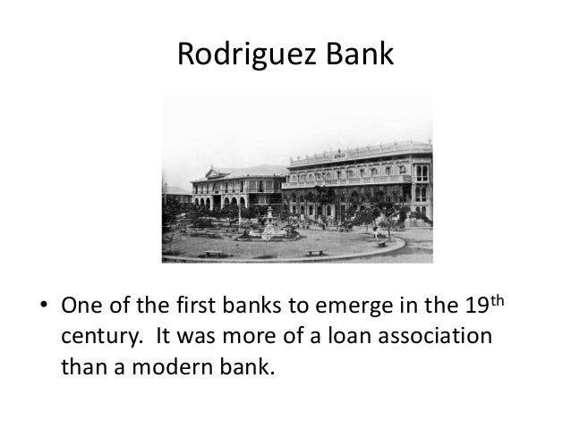 history of banking in the philippines pdf