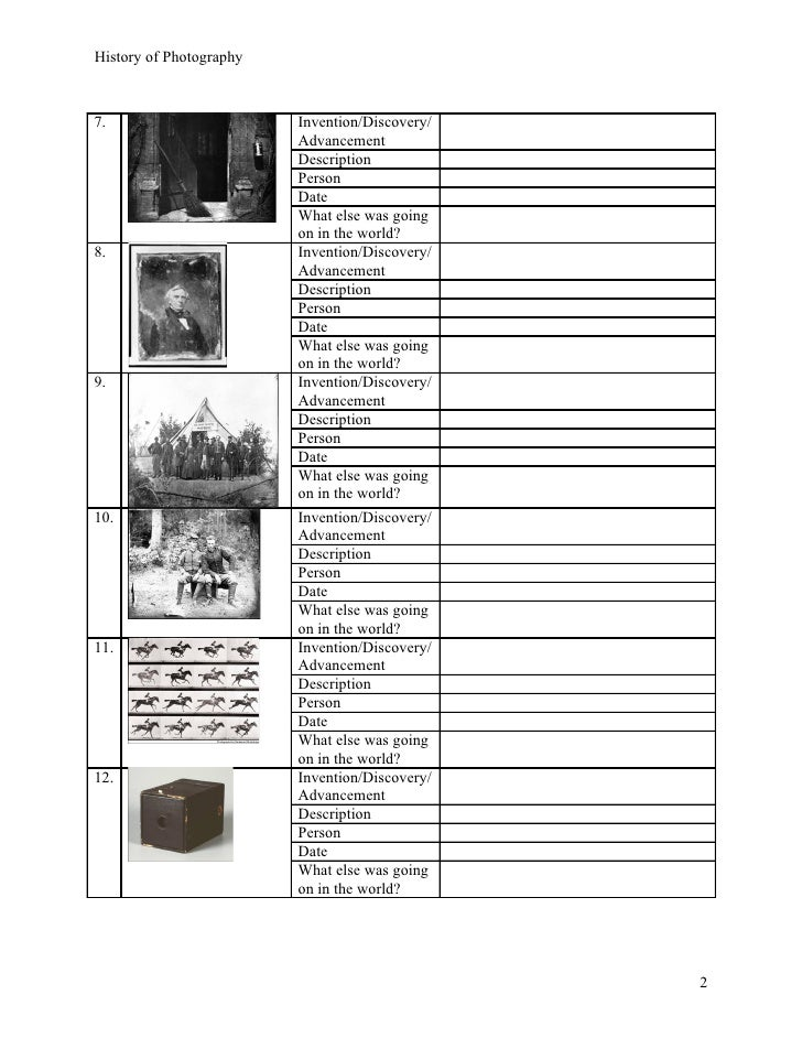 Printables. Photography Worksheets. Ronleyba Worksheets ...