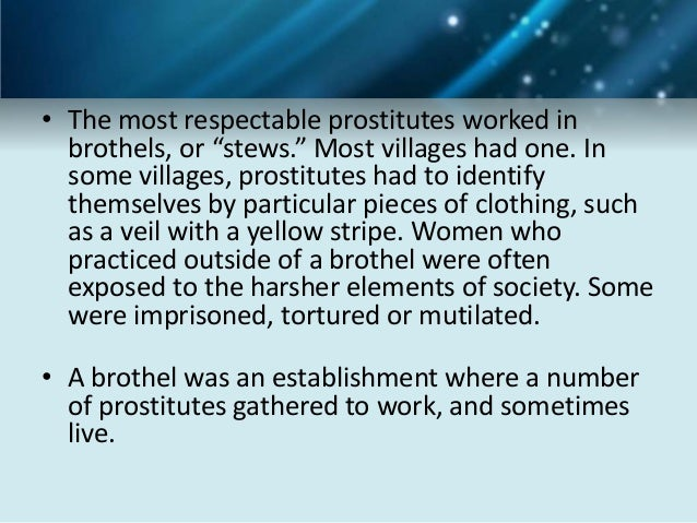 history of prostitution This book was first published in 1936 and at the time, it was the first history of prostitution to advocate a tolerationist, rather than abolitionist perspective.
