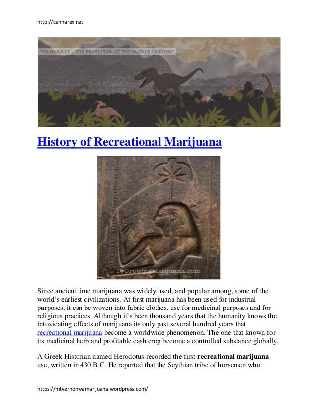 a look at the history of marijuana Marijuana: a chronic history discussed drugs in this war is marijuana this special will look at the storied and strange history of marijuana in.