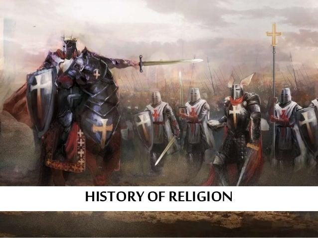 HISTORYOF RELIGION
