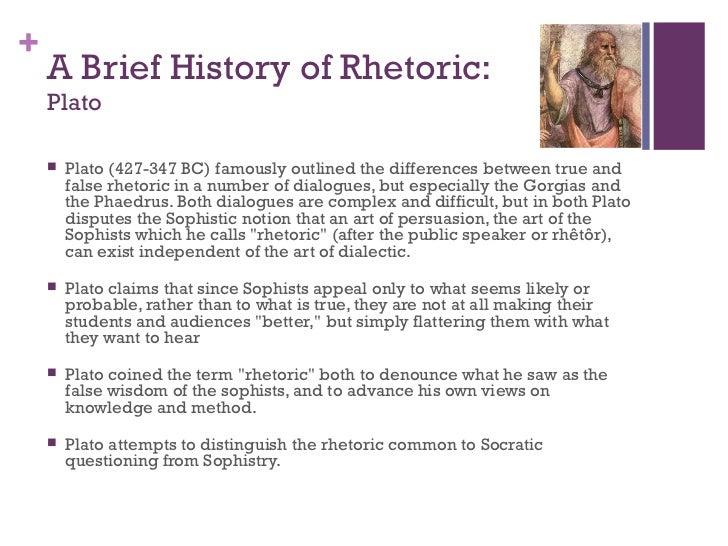 Complexity of rhetoric