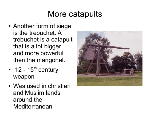 History Of Siege
