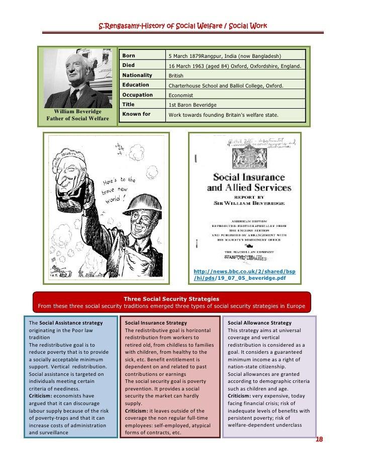 the evolution of the british welfare state pdf