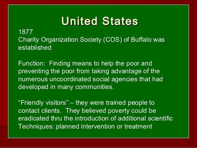 the charity organization society essay Artwork page for 'charity organization society', henry tonks.