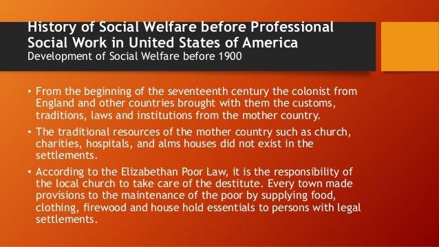 Origin of Social Work in UK-USA-INDIA
