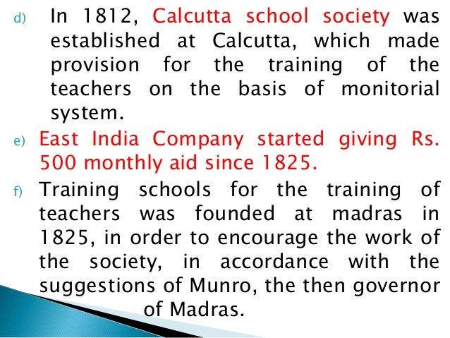 History of teacher education  pptx