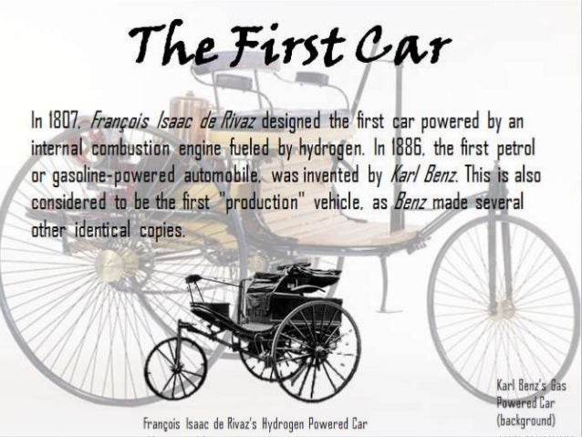 history of the automobile Henry ford's model t marked the beginning of the car as a mainstay in our  society it was the first mass-produced automobile, using an assembly line  technique.