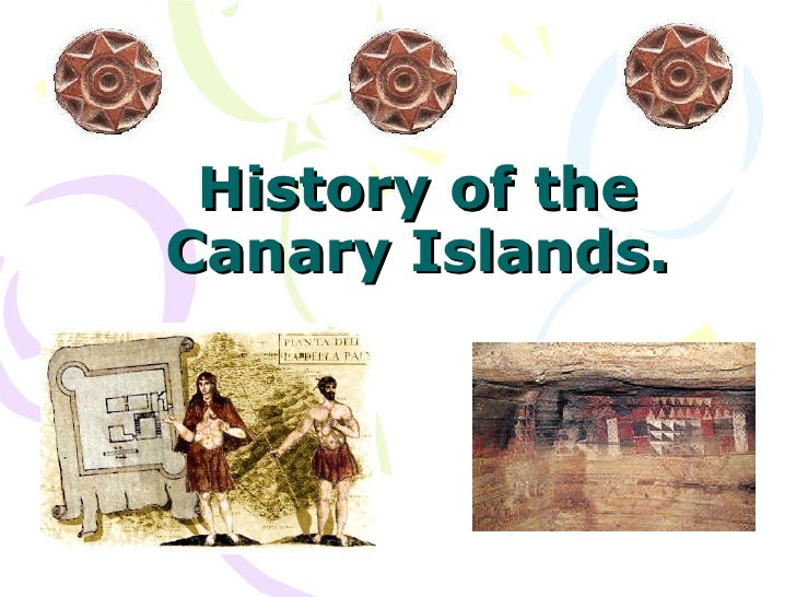 History of the Canary Islands.
