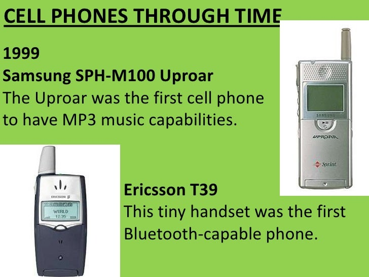 an introduction to the history of the cell phones Mathematics and cell phones mathematics has played an increasingly large role  in the development of new technologies among the most visible of new.