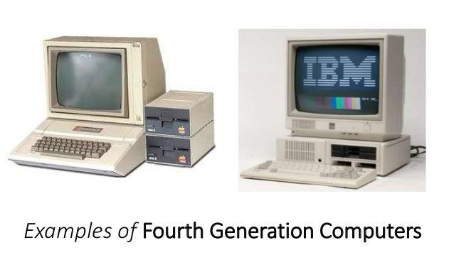 Generations of computer.