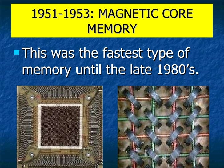 History of Computers: A Brief Timeline