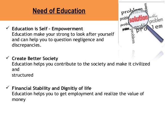 illiteracy is the root cause of all problems Indian contemporary social issues - problems  all social problems are situations that have harmful  gender inequality also cause illiteracy.