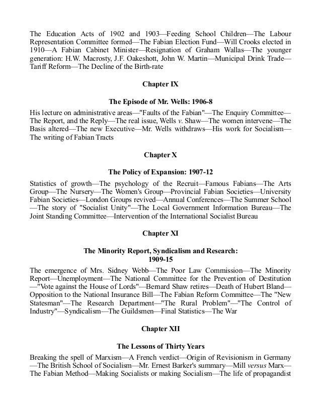 History of the fabian society free ebook 4 fandeluxe Gallery