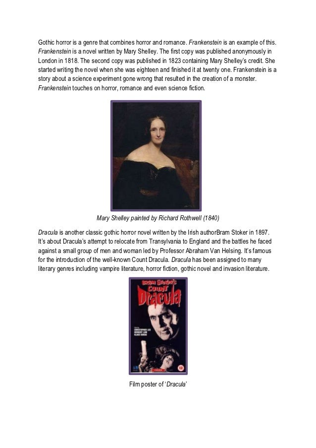 science gone wrong in frankenstein a novel by mary shelley The greatest horror novel was written 200 years ago by a 19-year-old  why 'frankenstein' is the greatest horror novel ever  conceived by nineteen-year old mary shelley, and published before.