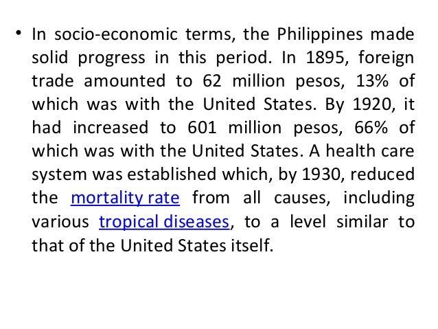 Economic term and healthcare history