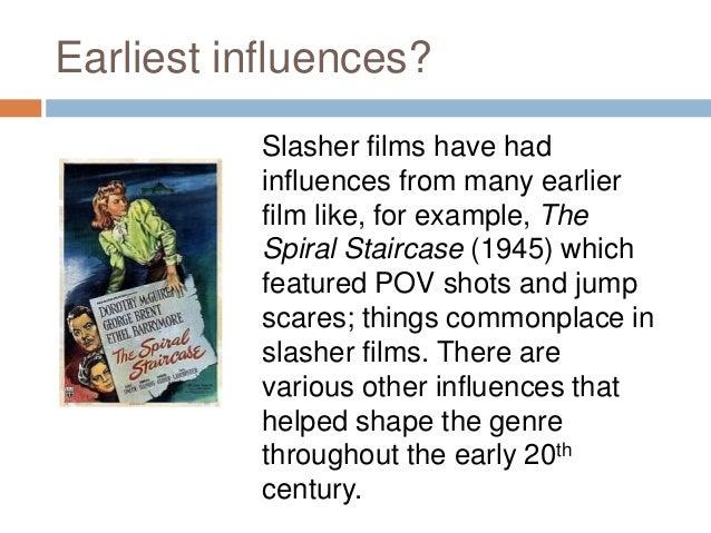 History of the slasher genre