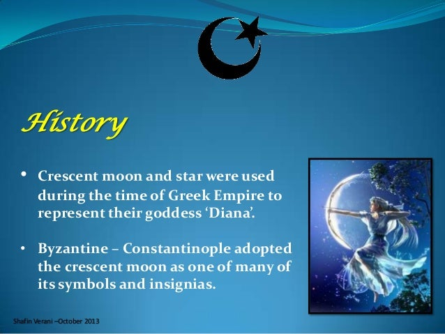 Meaning Of The Star And Crescent Symbol Clipart Library
