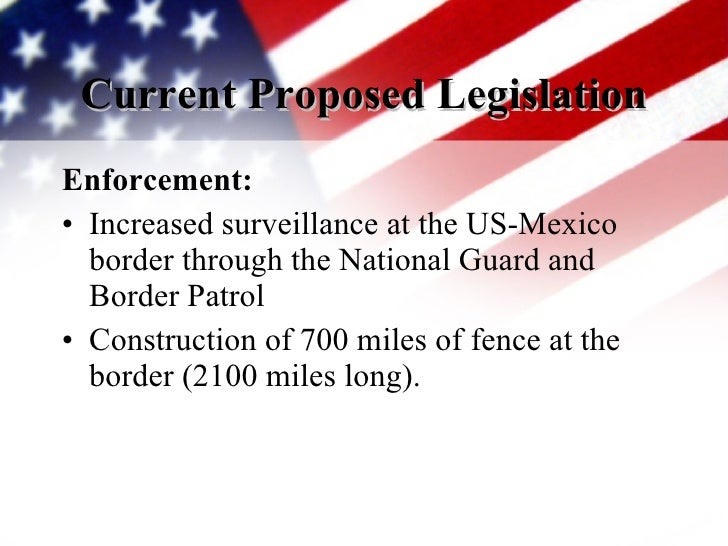 The Importance of Border Security