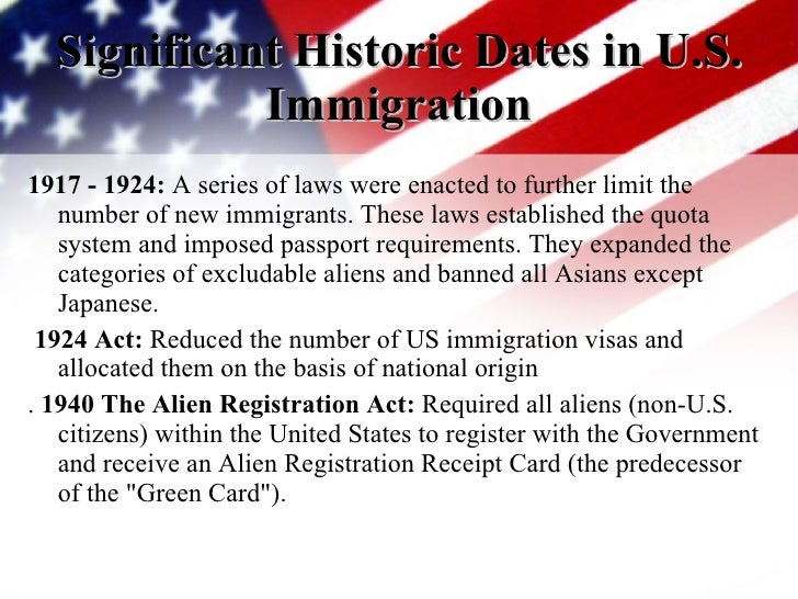 the history of immigration into america The united states has always been a land of immigration some 12000 years  ago, the first indigenous people crossed the ice bridge connecting asia to north.