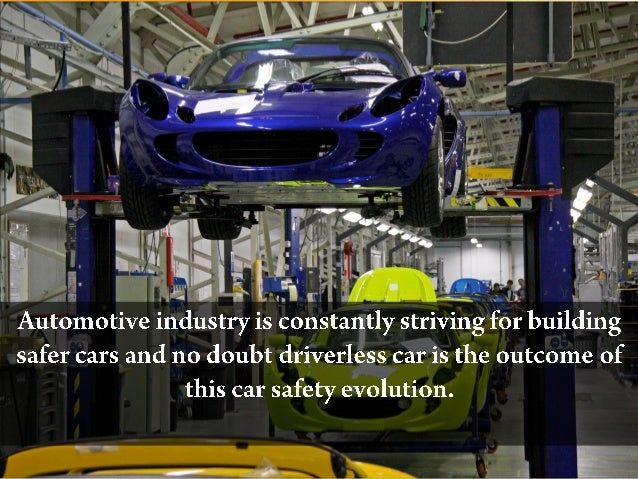 History Of Vehicle Safety Innovations Slide 2
